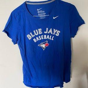 Bluejays Nike tshirt XL